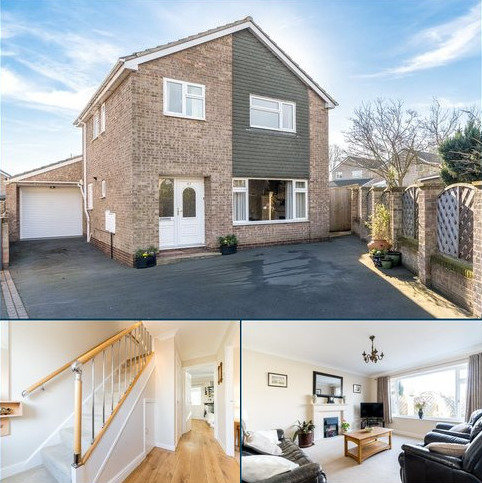 4 bedroom detached house for sale - Silverdale Avenue, Guiseley, Leeds, West Yorkshire