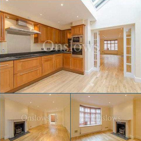 3 bedroom mews to rent - Godfrey Street, London
