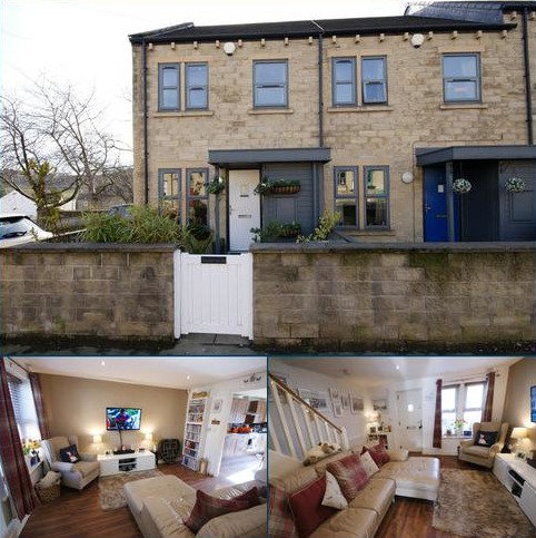 2 bedroom terraced house to rent - Salthorn Mews, Bradford