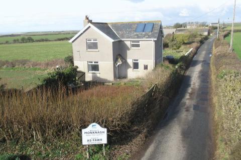 3 bedroom detached house for sale - Ty Bugail, Monknash, Vale of Glamorgan, CF71 7QQ