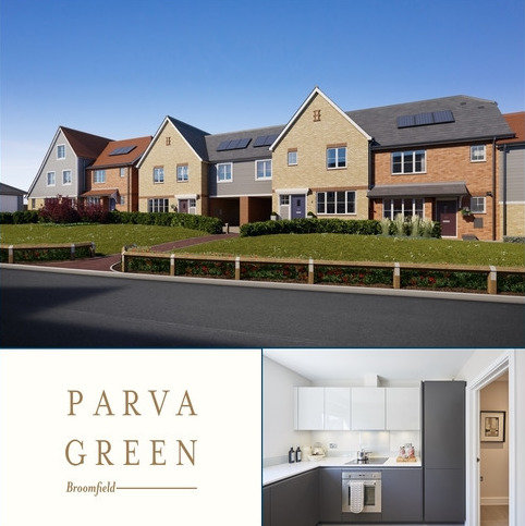 4 bedroom house for sale - The Augustine, Parva Green, Chelmsford