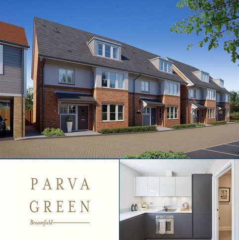 3 bedroom semi-detached house for sale - The Bearn, Parva Green, Chelmsford