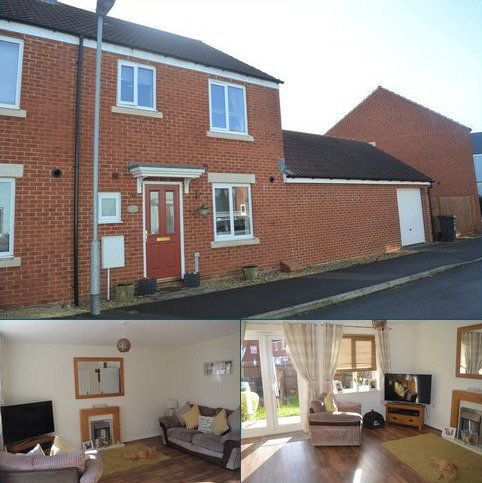 3 bedroom end of terrace house for sale - Marconi Drive, Highbridge, Somerset, TA9