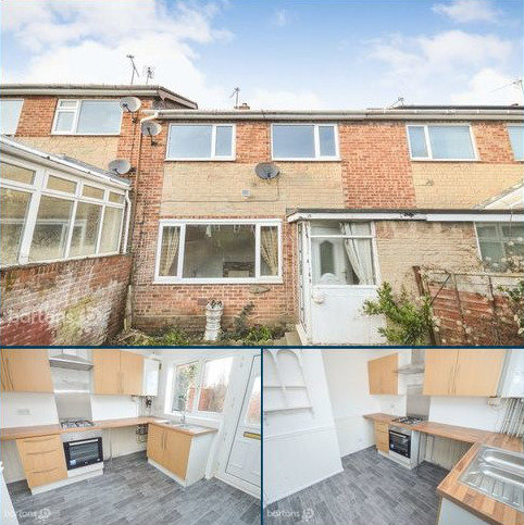 3 bedroom terraced house for sale - Pear Tree Close, Brinsworth