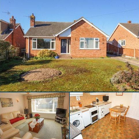3 bedroom detached bungalow for sale - St. Walstans Close,Taverham, Norwich