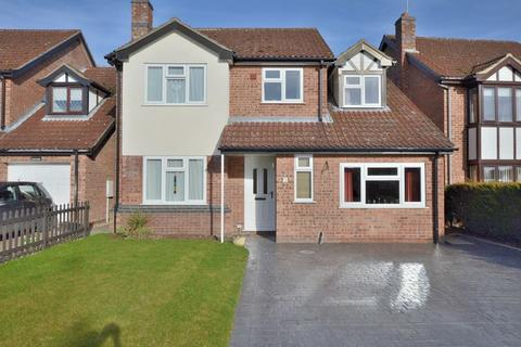 4 bedroom detached house for sale - 2 Pingle Close, Coningsby