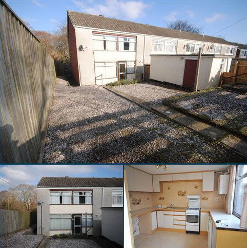 3 bedroom end of terrace house for sale - Carlyon Gardens, Exeter