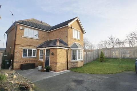 3 bedroom detached house for sale - Kingsbury Court, Longbenton