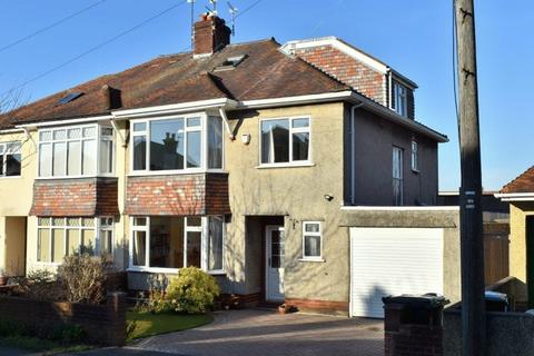 4 bedroom semi-detached house for sale - The Crescent, Henleaze