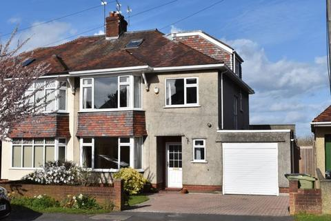 4 bedroom semi-detached house for sale - The Crescent, Henleaze