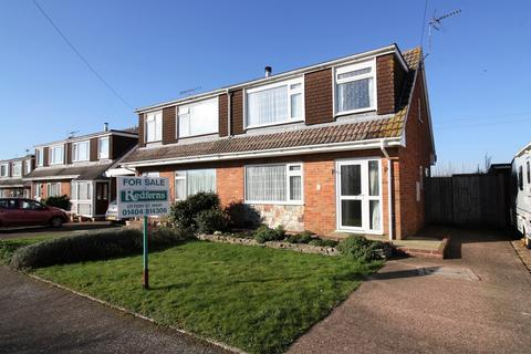 3 bedroom semi-detached house for sale - Lincoln Close, Feniton
