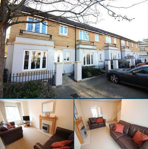 3 bedroom terraced house to rent - Watch House Place, Portishead
