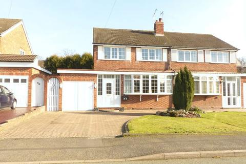 3 bedroom semi-detached house for sale - Valley Road, Streetly