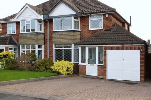 3 bedroom semi-detached house for sale - St Blaise Road, Four Oaks, Sutton Coldfield