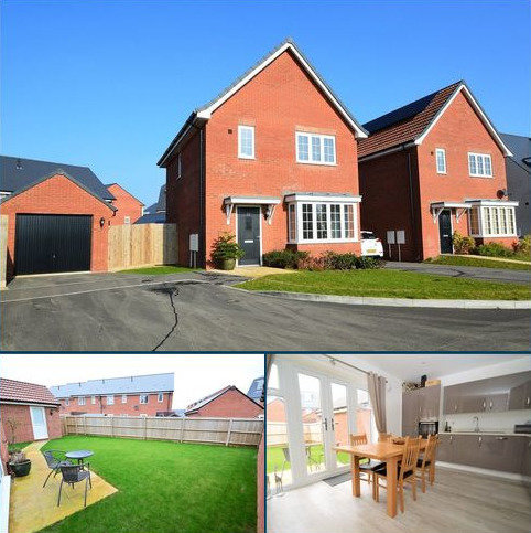 3 bedroom detached house for sale - Attractive family home on the outskirts of Yatton village