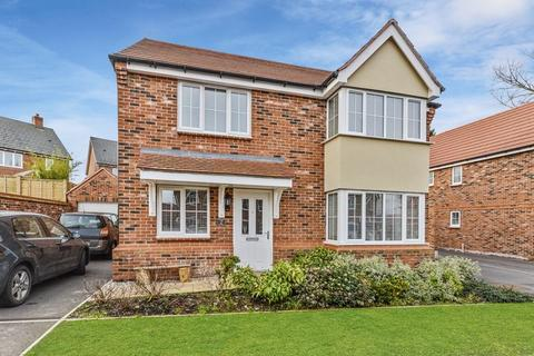 4 bedroom detached house for sale - Farrier Gardens, Eccleshall, Stafford