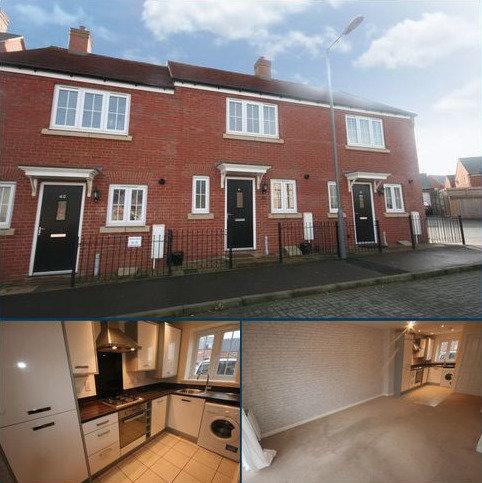 2 bedroom terraced house to rent - Needlepin Way, Buckingham