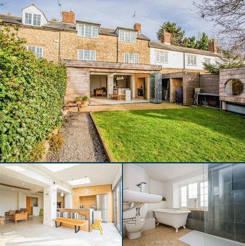 4 bedroom terraced house to rent - Wicken Road, Leckhampstead