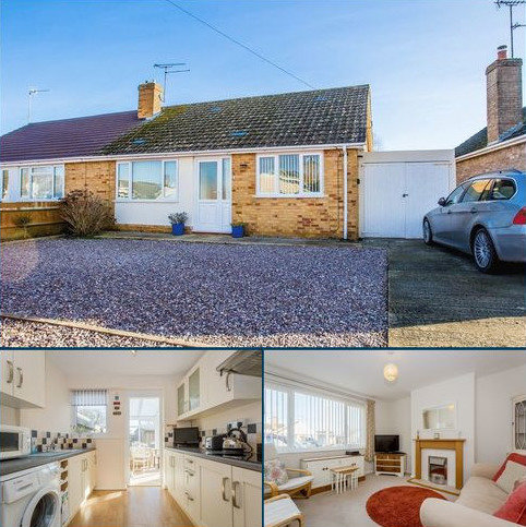 2 bedroom semi-detached bungalow for sale - Poplars Close, Middleton Cheney, OX17 2LW