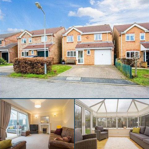4 bedroom detached house for sale - Watlow Gardens, Buckingham, MK18 1GQ