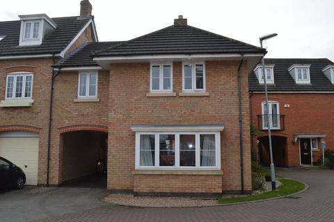 4 bedroom semi-detached house for sale - Carnoustie Drive, Lincoln