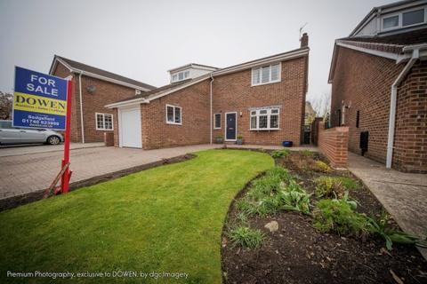 4 bedroom detached house for sale - EASTWELL CLOSE, SEDGEFIELD, SEDGEFIELD DISTRICT