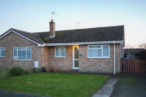 2 bedroom bungalow for sale - Bridgewater Court, Brackley