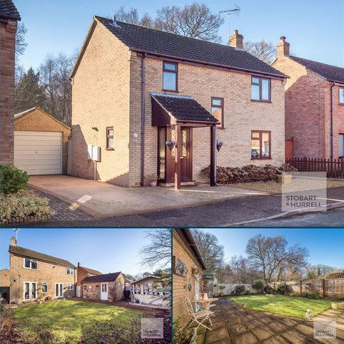 3 bedroom detached house for sale - Norgate Way, Taverham, Norfolk, NR8 6TX