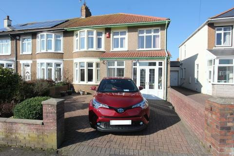 4 bedroom semi-detached house for sale - Peterswell Road, Barry