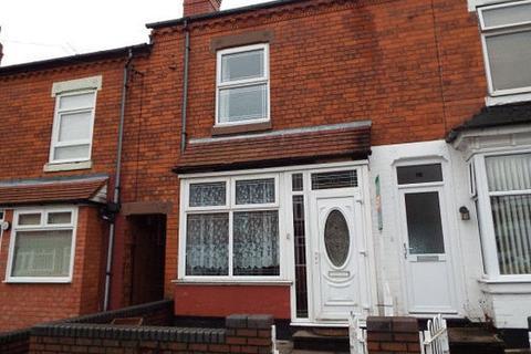 3 bedroom terraced house to rent - Westminster Road, Selly Oak Birmingham, B29 7RN