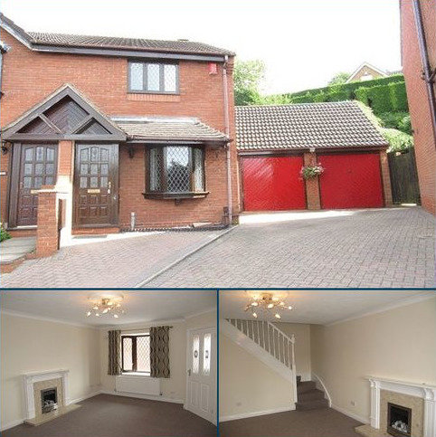2 bedroom house to rent - Gideons Close, Dudley