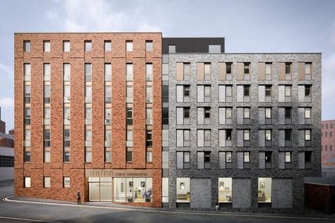 Studio to rent - Classic Studio, UNINN Student Accommodation, 39 Bailey Street, Sheffield, S1 4EH