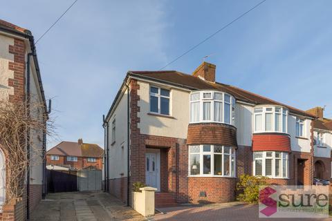 3 bedroom semi-detached house for sale - Sunninghill Avenue, Hangleton, Hove