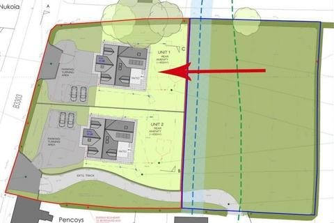 Plot for sale - Plot 1 Pencoys Development, Crowntown, TR13