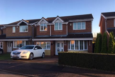 4 bedroom detached house for sale - Cherry Blossom Close, Little Billing, Northampton