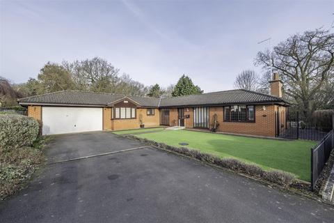 3 bedroom detached bungalow for sale - Gregory Avenue, Styvechale