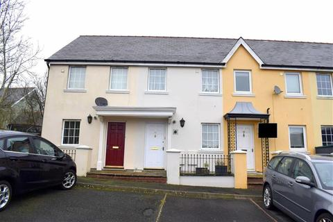 2 bedroom terraced house for sale - Brookside Avenue, Johnston, Haverfordwest