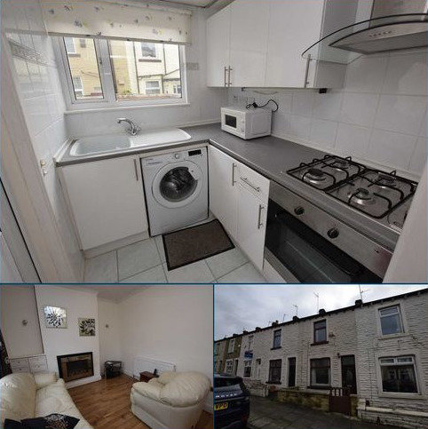 2 bedroom terraced house to rent - St Johns Road, Burnley, Lancashire