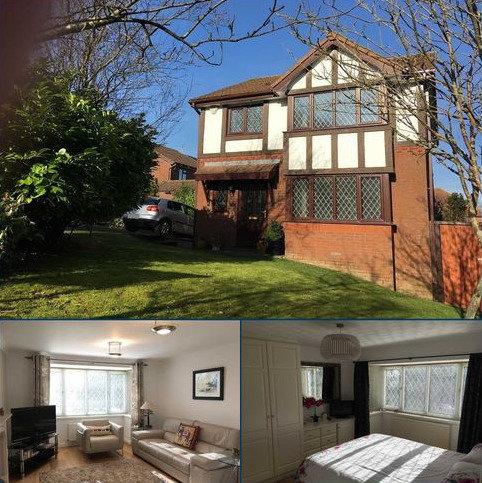 3 bedroom detached house for sale - Ffordd Dryden, Killay, Swansea
