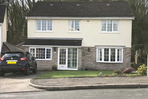 4 bedroom detached house for sale - Nant Talwg Way, Barry