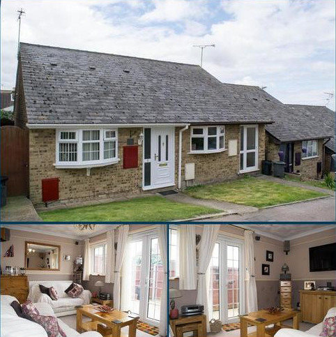 2 bedroom semi-detached bungalow to rent - Montefiore Cottages, Ramsgate