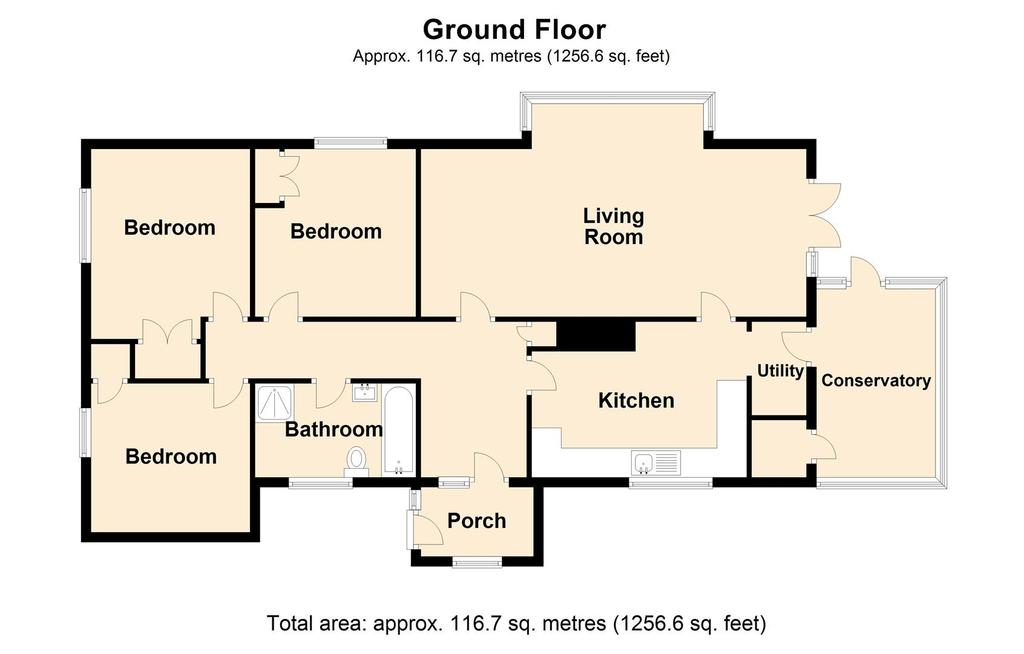 Floorplan: 23 South Wootten Rd   Floorplan.JPG