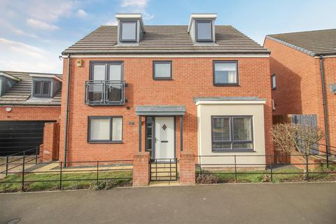 5 bedroom townhouse for sale - Nunnywick Way, Newcastle Upon Tyne