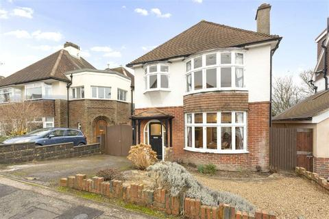 4 bedroom detached house for sale - Overhill Drive, Brighton