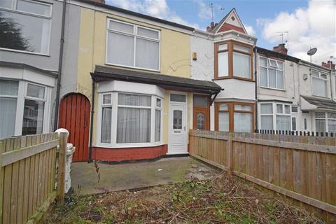 2 bedroom terraced house for sale - Jesmond Gardens, Holderness Road, Hull, HU9
