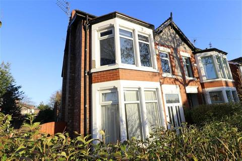 3 bedroom semi-detached house for sale - Wood Road North, Old Trafford, Trafford, M16
