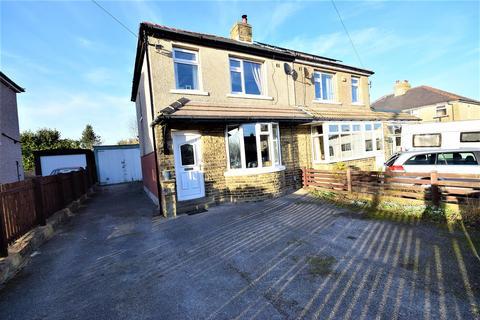 3 bedroom semi-detached house for sale - Uplands Grove, Queensbury, Bradford