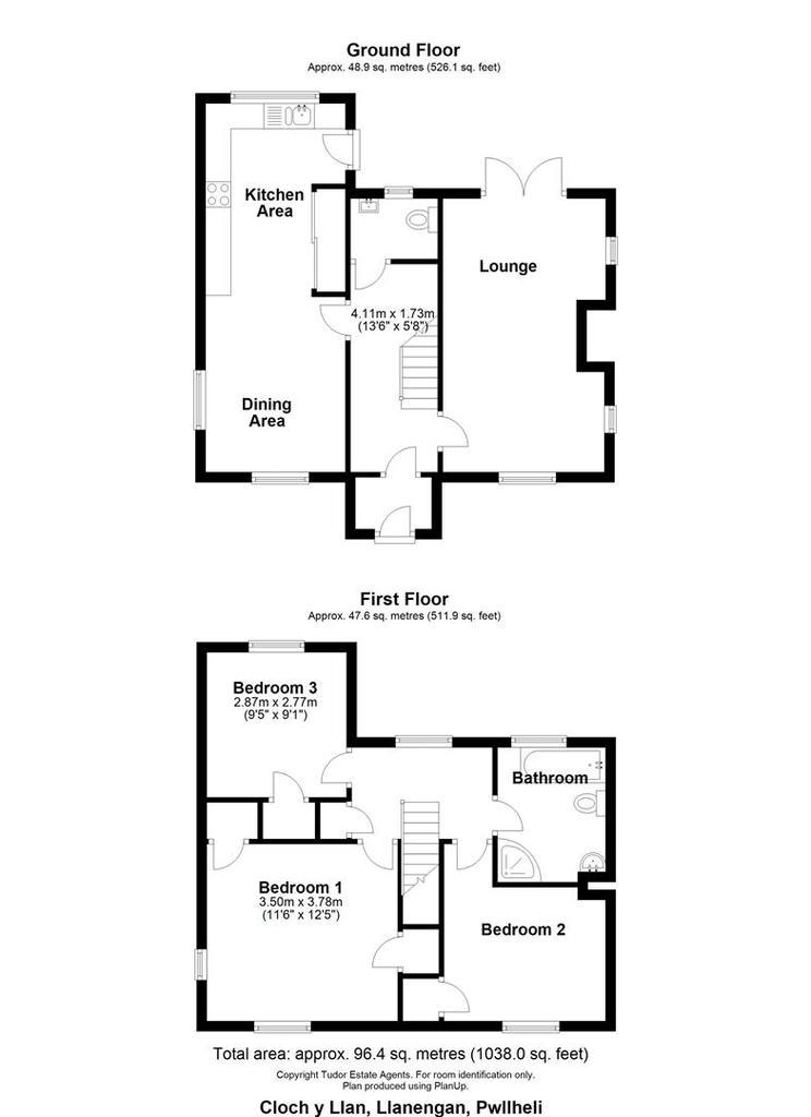 Floorplan 2 of 2: Cloch y Llan, Llanengan, Pwllheli X.jpg