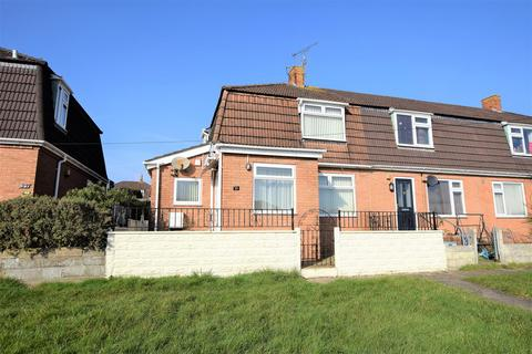 2 bedroom end of terrace house for sale - Shelley Crescent, Barry