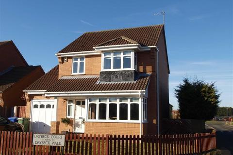 3 bedroom detached house for sale - Drybeck Court, Cramlington